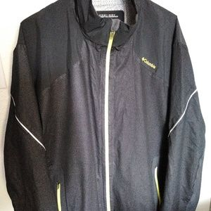 Columbia Omni dry ultra breathable men's jacket